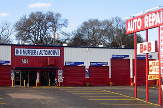 B&B is a locally owned and operated full-service automotive repair center.