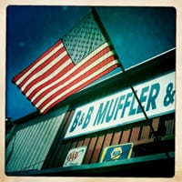 Another patriotic day at B&B